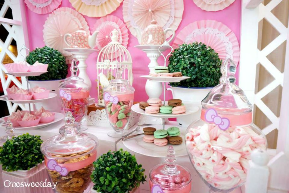 wedding dessert tables - One Sweet Day