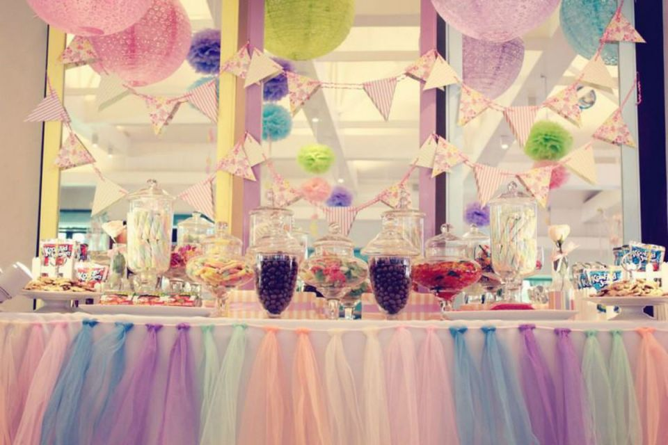 wedding dessert tables - Party Magic
