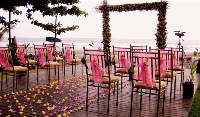 Wedding Venues Indonesia - Anantara Seminyak Resort and Spa - The Marriage