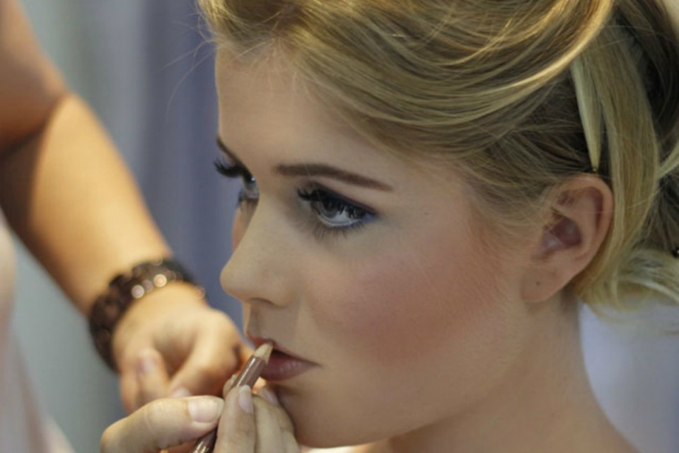 Wedding Makeup and Hairdressing - Belle Bridal House