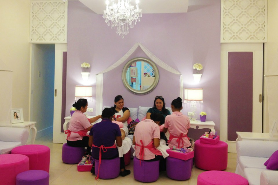 nail salons philippines -  Posh Nails - Speedman Construction