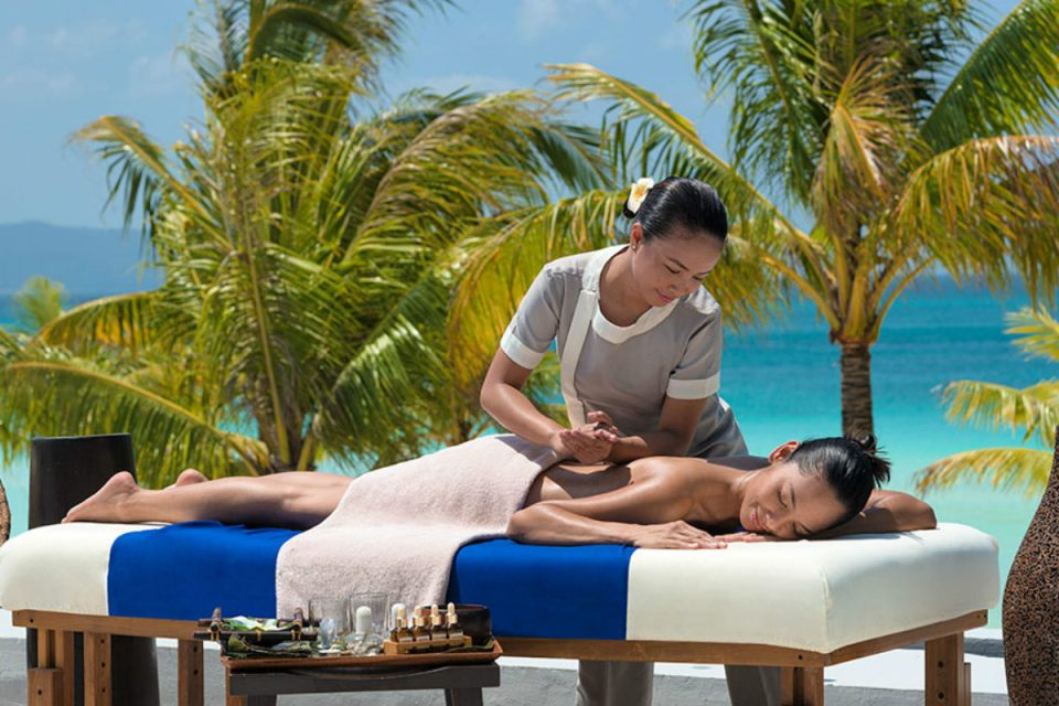 Philippines honeymoon destination - Discovery shores spa- Discovery Shores Boracay
