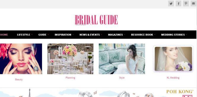 WeddingMalaysiaWeddingWebsites - bridalguide