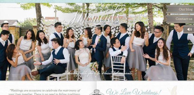 WeddingMalaysiaWeddingWebsites - moments
