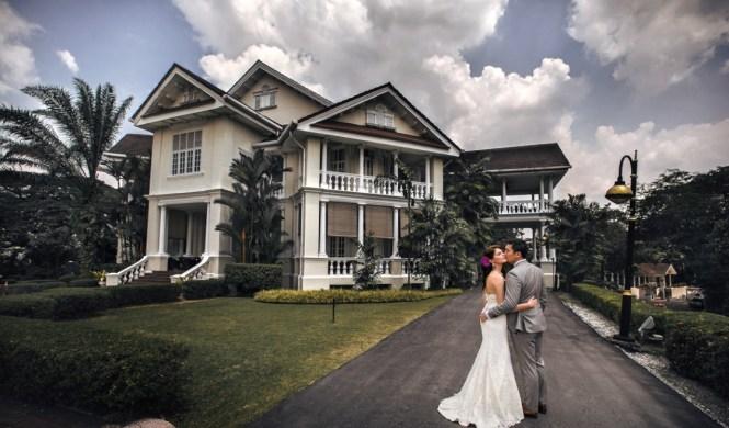 wedding venues malaysia - Carcosa Seri Negara - Kenn Foo
