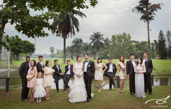 wedding venues malaysia - Ciao Ristorante - Stories