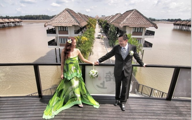wedding venues malaysia - Golden Palm Tree - Robin Wong