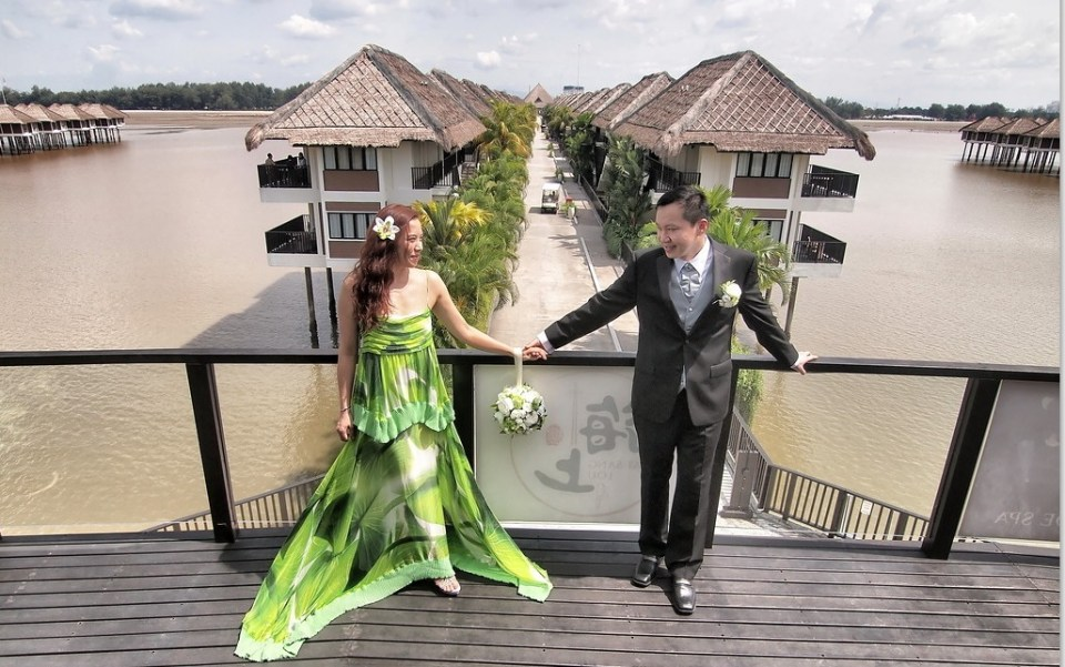 wedding venues malaysia - Golden Palm Tree - Robin Wong
