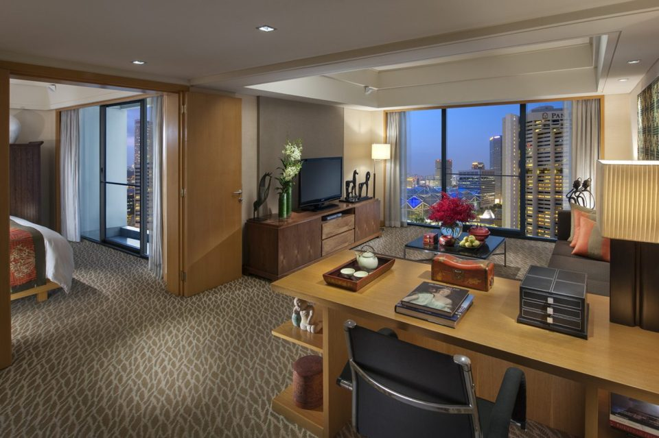 Mandarin Oriental Wedding City Suite