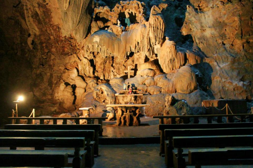 Beautiful Chapels & Churches - Callacavechurch - MissCharlieJack