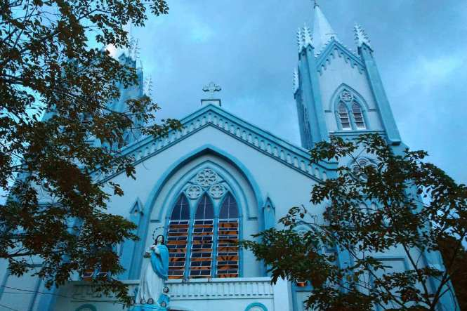 PHChurches - ImmaculateConceptionPalawan - PHtourGuide