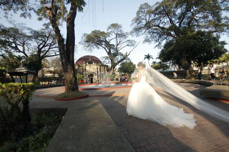 Unique Wedding Venues - Paco Park - Jayline