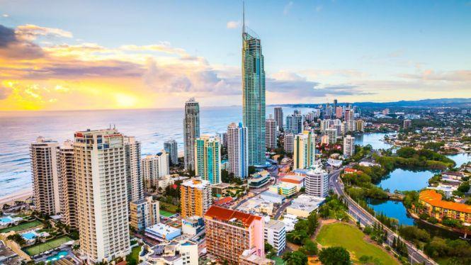 Australia Honeymoon Gold Coast