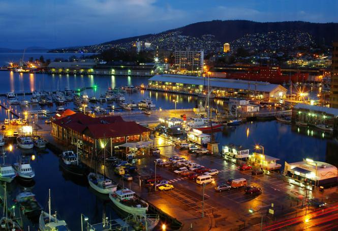 Australia Honeymoon Hobart