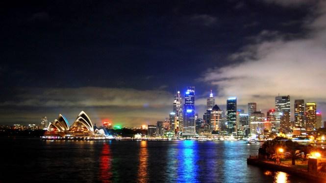 Australia Honeymoon Sydney 2