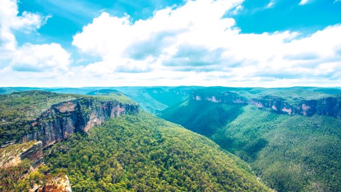 Australia Honeymoon Sydney Blue Mountains
