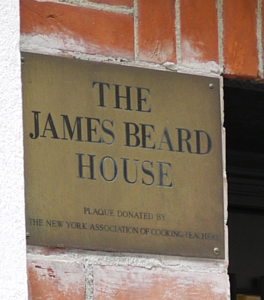 Arctic Forage Dinner at James Beard House, NYC
