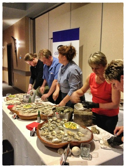 SOCC Oyster Brew Party