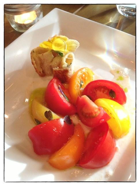 Gull Valley Tomato Salad