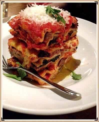 'Twenty Layer Lasagna' $22