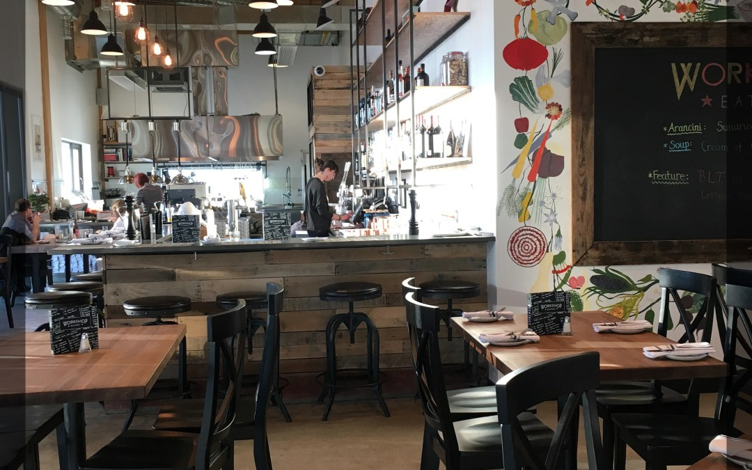 Workshop Eatery – Restaurant Review