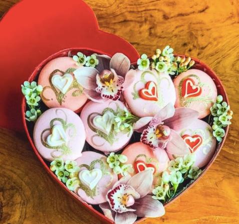 Edmonton Valentine's Day Food Options for 2021