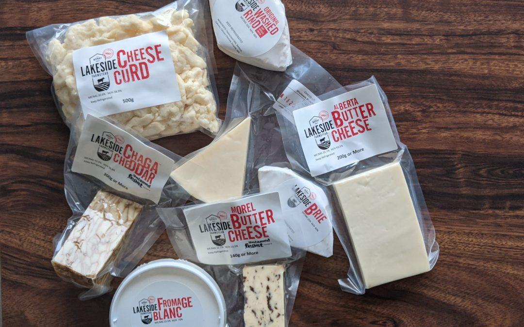Lakeside Farmstead Cheese, Part II
