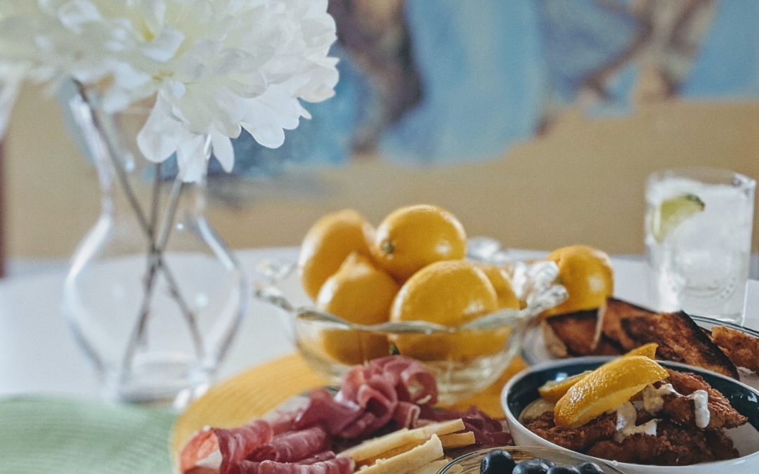Travel Through Food: Spain