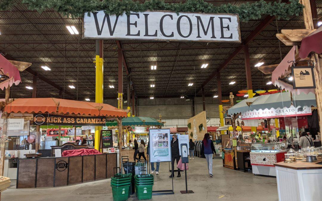 Travel The World at Edmonton's Bountiful Market