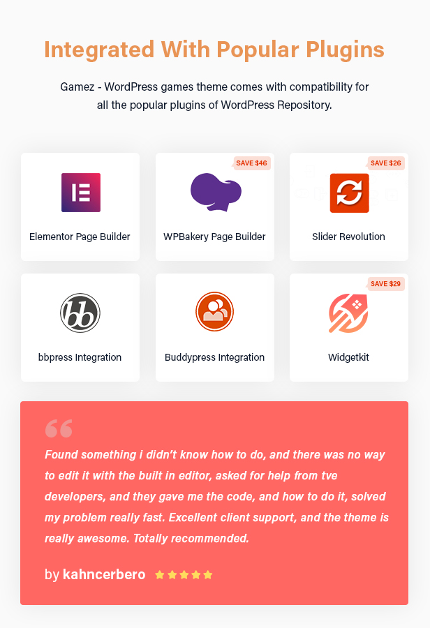 Best WordPress Review Theme For Games, Movies And Music - Gamez - 6