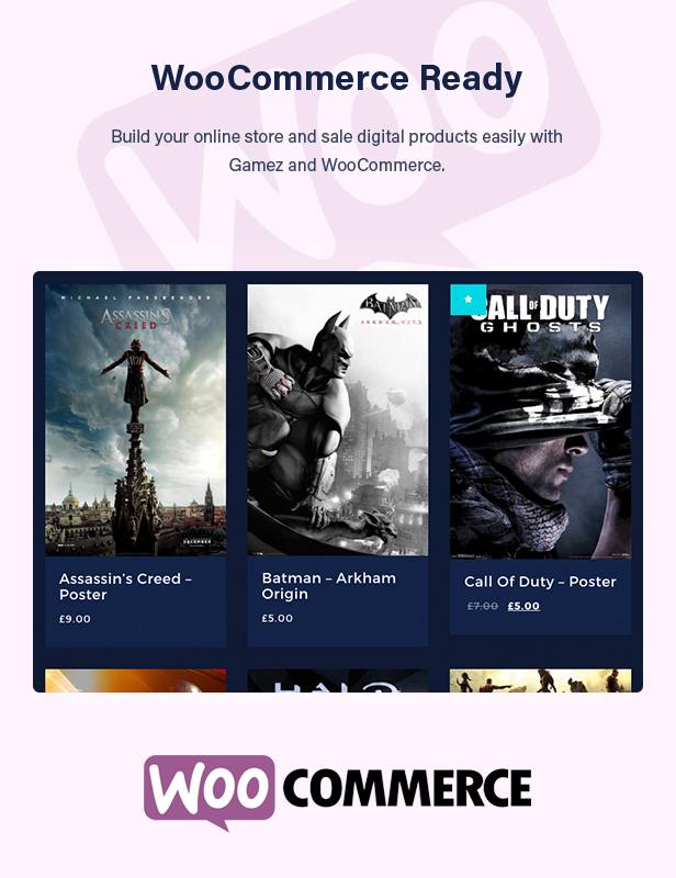 Best WordPress Review Theme For Games, Movies And Music - Gamez - 11
