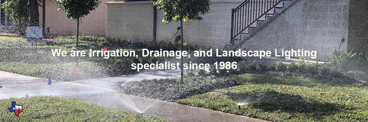 texas best irrigation and landscaping