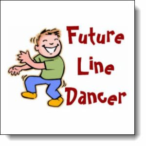 Check out all the designs for future line dancers at TxCowboyDancer Designs on Zazzle.com