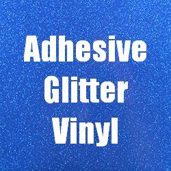 Adhesive Glitter Vinyl