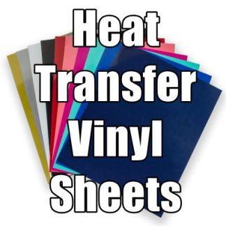 Heat Transfer Vinyl Sheets