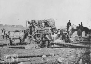 slave wagon