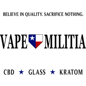 Vape Militia CBD Retailer Katy Houston Texas
