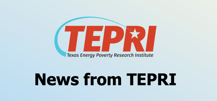 News from TEPRI – April 2021
