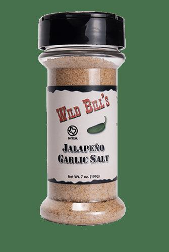 Texas Jalapeno Garlic Salt 7 oz.