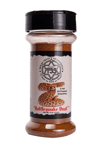 Rattlesnake Dust 4 oz.