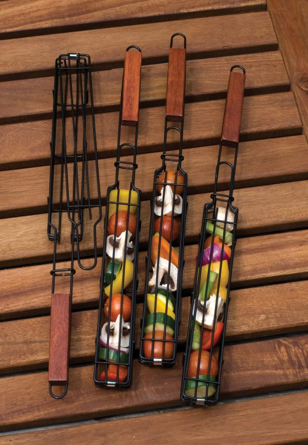 Single Kabob Baskets