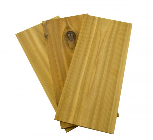Cedar Wood Grilling Planks
