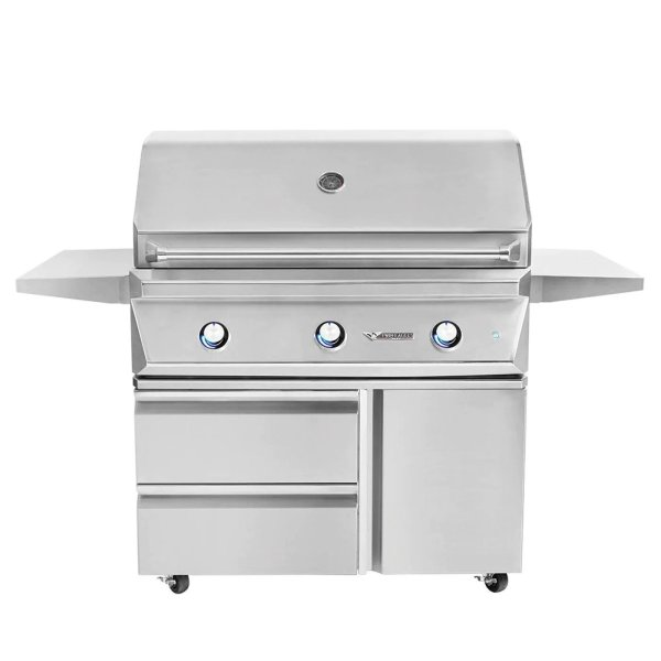 Twin Eagles 42-Inch 3-Burner