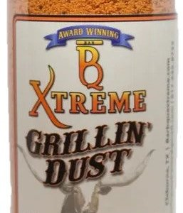 grilling dust