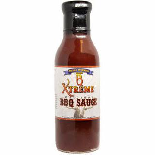 b xtreme bbq sauce