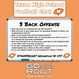 3 Back Offense with Coach Kelley Lee