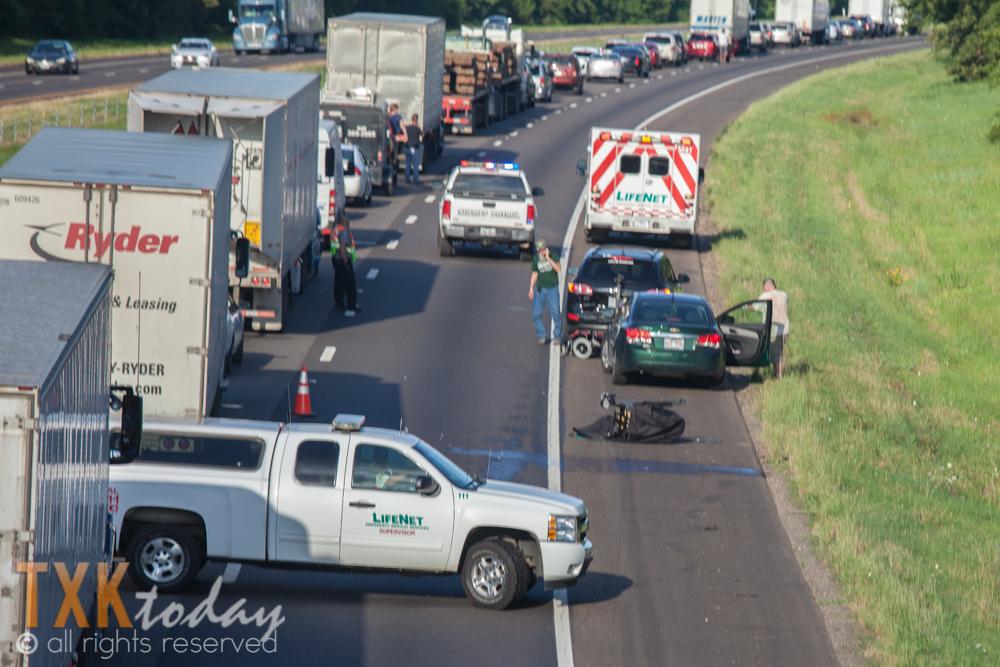 Multiple Car Wrecks Close I-30 East for Hour | Texarkana Today