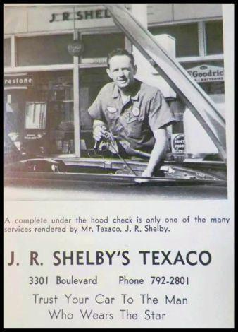 J.R. Shelby in Texarkana