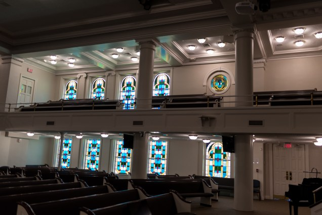 Beech Street Baptist Church, Texarkana, Arkansas (Photo by Erin Rogers |TXK Today)