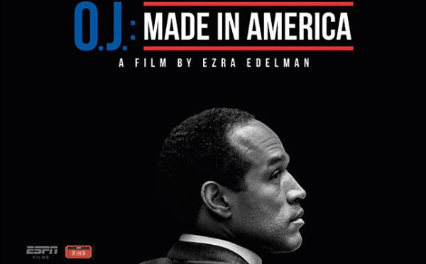 "Oscar-Nominated Documentary ""O.J.: Made in America ..."